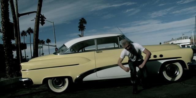 yellow buick one